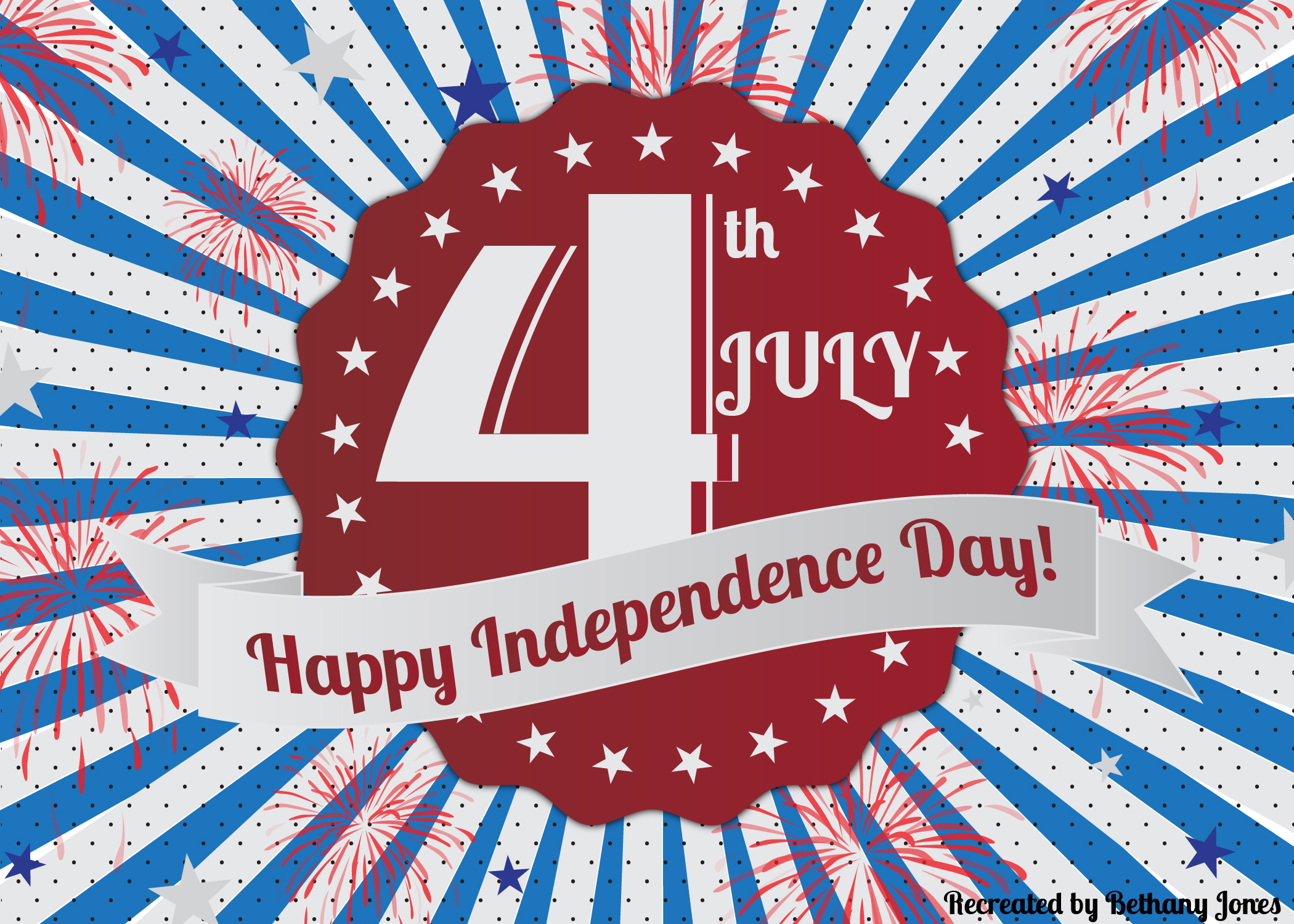 It S The 4th Of July Woodlands Relo Group