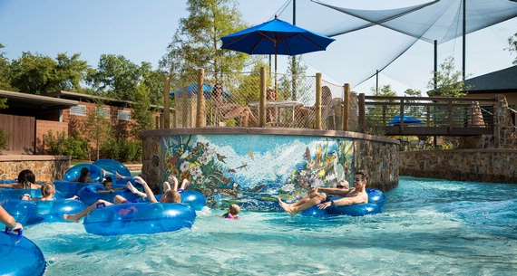 Pools Waterparks In The Woodlands